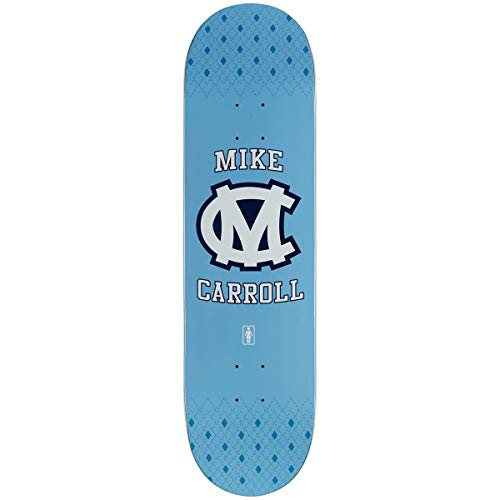 Girl Skateboards Carroll Bruised Heel 8.375 x 31.75