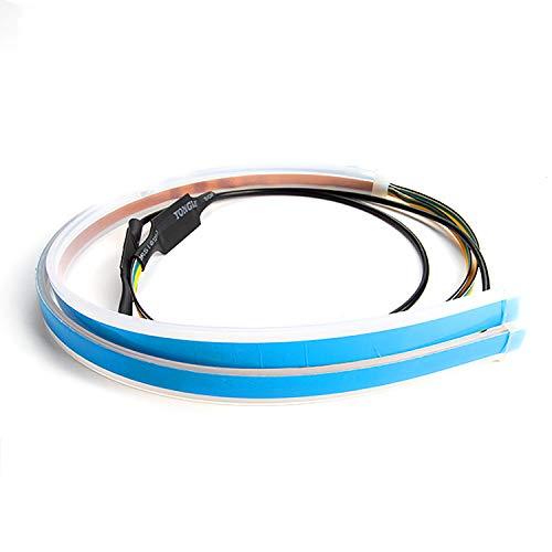 Bande LED ultra fine pour feux de circulation diurnes et clignotants 60 cm