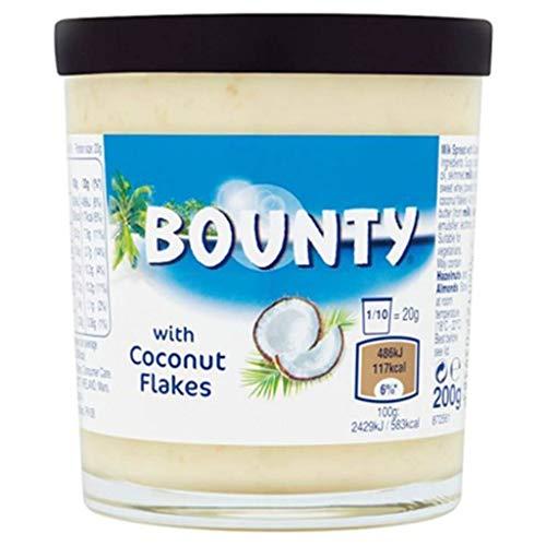 Twix Bounty Brotaufstrich, 200 g