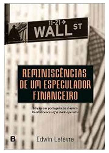 Reminiscências de um Especulador Financeiro