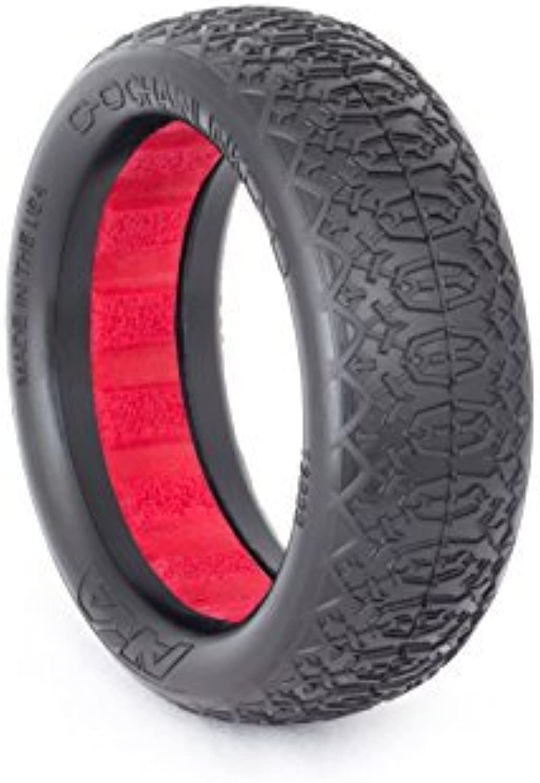 EVO Chainlink 2WD Fr ,Clay w Red Insert BX by AKA