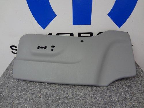 크라이슬러 2004-2007 타운 컨트리 그랜드 캐러밴 시트 트림 패널 커버 슬레이트 그레이 MOPAR 공장