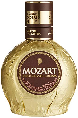 Mozart Gold Chocolate Cream  Likör (1 x 0.35 l)