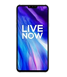 LG V40 ThinQ LM-V405EBW (Grey, 6GB RAM, 128GB Storage)