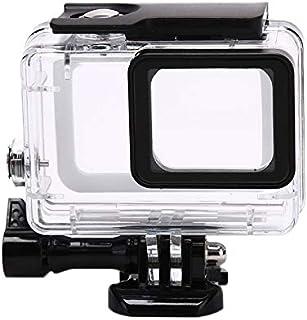 LSB-CHUNJIE3, 1pc Impermeable Carcasa estanca Buceo Caja Protectora de Cubierta Impermeable for la cámara Ajuste Hero 5 6 7 Negro Sport Accesorios: Amazon.es: Hogar