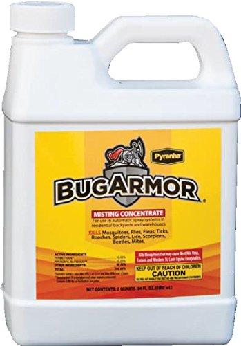 Redeo PYRANHA Bug Armor Mosquito Misting System Solution