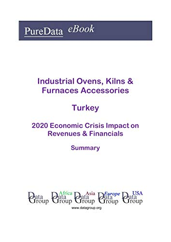 Industrial Ovens, Kilns & Furnaces Accessories Turkey