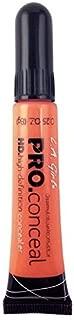 La Girl Pro High Definition Concealer (1, Gc 990 Orange Corrector)