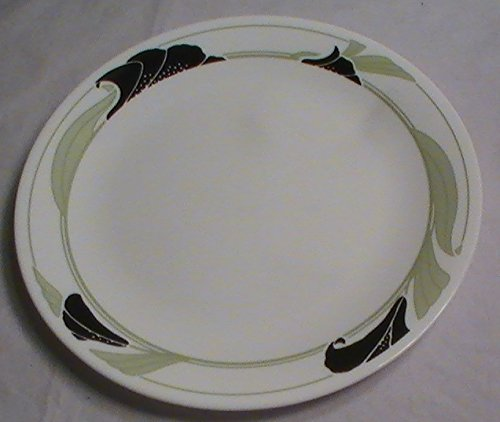 Corelle Black Orchid 10 1/4' Dinner Plate -One (1) Plate