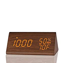 Image of Digital Alarm Clock, with...: Bestviewsreviews