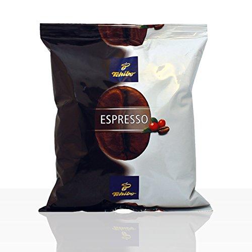 Tchibo Espresso Classico | Hochwertiger Kaffee aus ganzen Bohnen im 500g Beutel | Ideal für Kaffeevollautomaten | Einzigartige Kaffeequalität von Tchibo