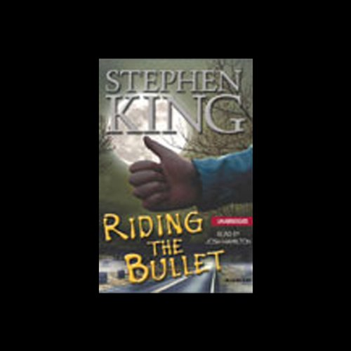 Riding the Bullet audiobook cover art