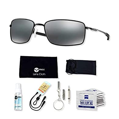16a243ce34 Amazon.com  Oakley Mens TinFoil Covert Sunglasses One Size Carbon Prizm  Daily Polarized  Sports   Outdoors