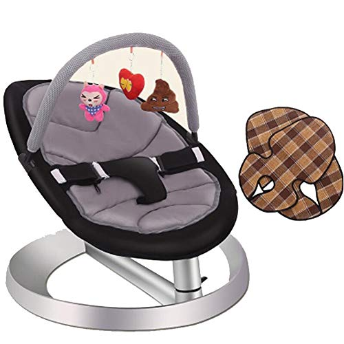 Best Review Of Infant-to-Toddler Rocker, Baby Bouncer Chair and Rocker Suitable from Birth for New-B...