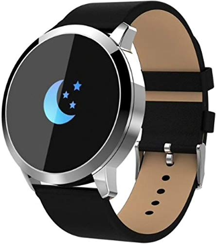 SmartWatch Q8 - Android & iOS - Zilver