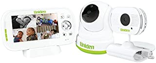 "Details about UNIDEN BW3451R +1 4.3"" WIRELESS DIGITAL BABY MONITOR PAN & TILT AND REMOTE VIEW"