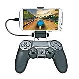Sony - Soporte para mando de juegos de PS4 con cable OTG