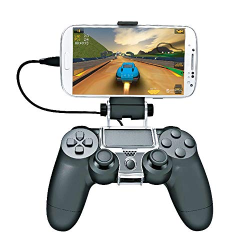 Sony Soporte Mando Juego PS4 Cable OTG