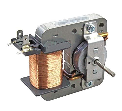 MAXIAOQIN MXQIN Horno microondas Ventilador de refrigeración del Motor del Ventilador MDT-10CEF 220V 18W 2 Pin
