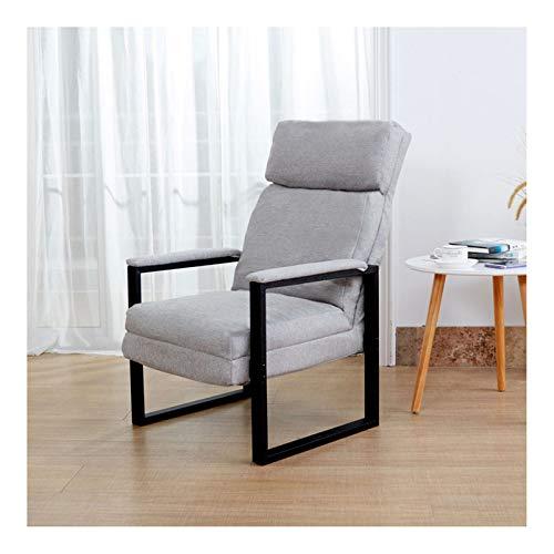 Chaise Lounge Couch Cover Weicher Stoff, Stuhl verstellbar für Esszimmer Büroempfang