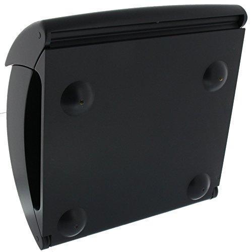 BURG WÄCHTER Kunststoff Briefkasten PEARL 886 Granit - 2
