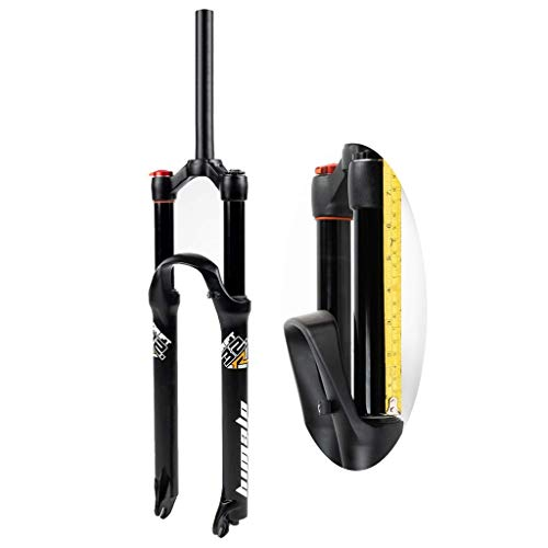 Bicycle Air Suspension Front Forks 26/27.5/29 Inch MTB Fork, Travel 160mm for XC Offroad, Mountain Bike, Downhill Cycling