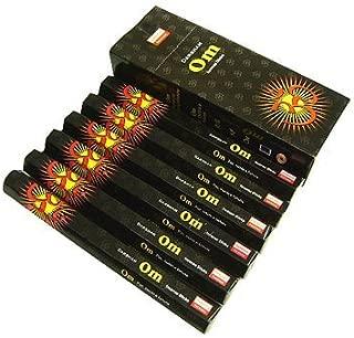 OM - 120 Sticks Box - Darshan Incense