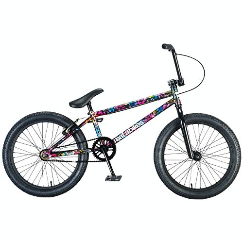Mafiabikes Kush1 Splatter 20 inch BMX Bike