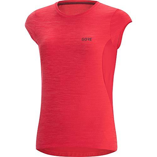 GORE WEAR R3 Damen Kurzarmshirt, 38, Pink