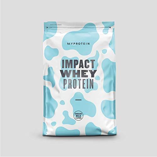 マイプロテイン Impact ホエイプロテイン 限定フレーバー 北海道ミルク味 2.5kg