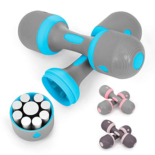 Set of 2 Adjustable Dumbbell Weight Pair | Amazon
