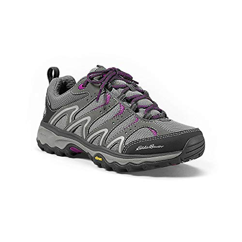 Eddie Bauer Women's Lukla Pro Waterproof Lightweight Hiker, Cinder Regular 9.5M