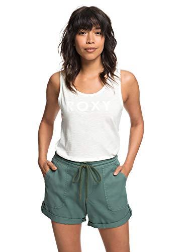 Roxy Arecibo Non-Denim Shorts, Mujer, Duck Green, M