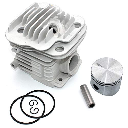 Zylinder kolbensatz 45mm Für Oleo-Mac 952 952 Master Efco 152 Kettensäge PN 50082012E 50082012 50070047a 50082012B