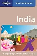 India: Lonely Planet Phrasebook
