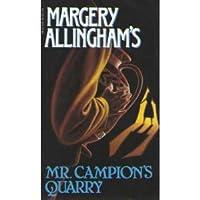 Mr. Campion's Falcon 0881847240 Book Cover
