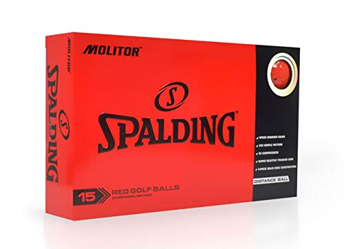 Best Price Nitro Spalding Molitor 15 Pack - RED