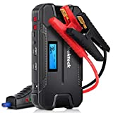Nekteck Car Jump Starter Portable Power Bank External Battery Charger 500A Peak