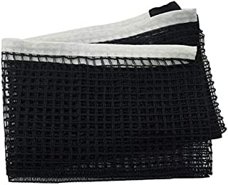 Chris.W Table Tennis Replacement Net for Indoor/Outdoor Use(Black)
