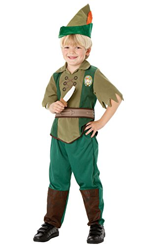 Rubie's IT883976-S - Costume Peter Pan, S