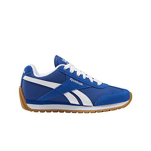 Reebok Royal CL Check Varsity, Zapatillas de Running Unisex Adulto, VECBLU/BLANCO/RBKG03, 38.5 EU