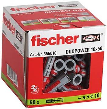 nur H/ände Fischer D/übel Duopower Duoblade GKM ohne Werkzeug
