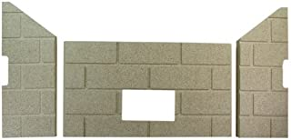 Whitfield Firebrick Cerra Board for Profile 30 - 16-1014 G