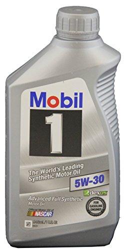 Mobil 1 98HC63 5W-30 Synthetic Motor Oil - 1 Quart