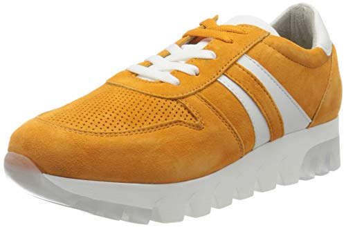 Tamaris Damen 1-1-23749-24 Sneaker, Orange (ORANGE Suede 603), 41 EU