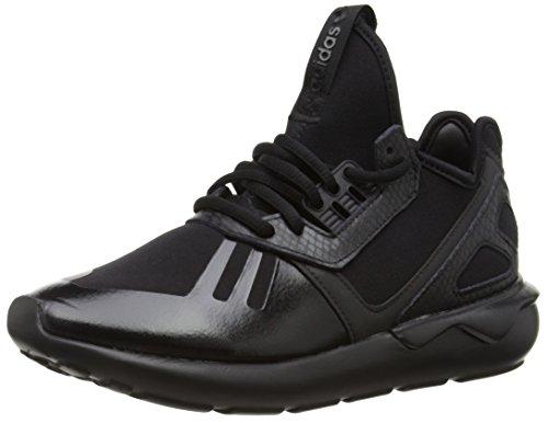 adidas Damen Tubular Runner Laufschuhe, Schwarz (Core Black/Core Black/FTWR White), 37 1/3 EU