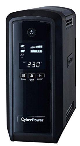 CyberPower CP900EPFCLCD  - Fuente de alimentación continua (UPS) (900 VA,...