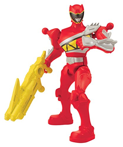 Power Rangers Dino Charge - Mixx N Morph Dino Charge Red Ranger Action Figure