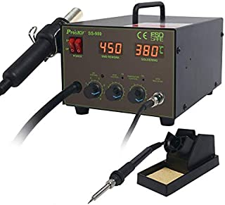 Pros'Kit Corded Electric SS-989B - Soldering Stations