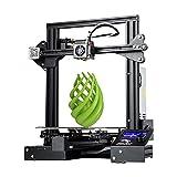 lyq CREALITY Ender-3Pro 3D diseño humanizado de la Impresora de la posición de la Tarjeta para Mejorar la Experiencia operativa. Tamaño de impresión 220 × 220 × 250 mm